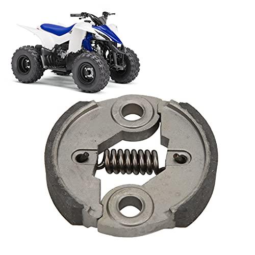 Almohadilla de embrague de alta resistencia con resorte de repuesto para 43cc 47cc 49cc motor de 2 tiempos Mini bicicleta de bolsillo Dirt Bike Crosser ATV