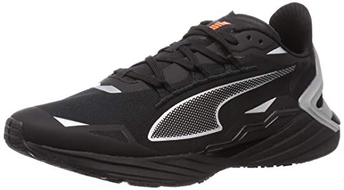 PUMA ULTRARIDE Runner ID, Zapatillas para Correr de Carretera Hombre, Negro Black/Metallic Silver,...*