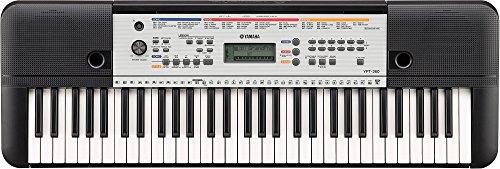 Yamaha YPT-260 - Teclado digital portátil para principiantes, 61 teclas y una amplia variedad de...*