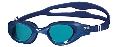 Arena The One Gafas de Natación, Unisex Adulto, Azul (Light Blue/Blue/Blue), talla única