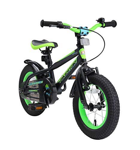 BIKESTAR Bicicleta Infantil para niños y niñas a Partir de 3 años | Bici de montaña 12 Pulgadas...*