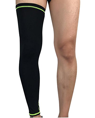 Beinwärmer Leg Warmers/Accesorio de Ciclismo,Anti-UV Perneras Mangas Elástica Transpirable Como,...*