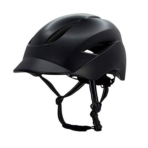Crazy Safety Casco de Bici para Hombres, Mujeres, niños y niñas | Casco de Bicicleta con luz LED...*