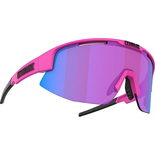 Bliz Matrix Nordic Light - Gafas de deporte, color rosa