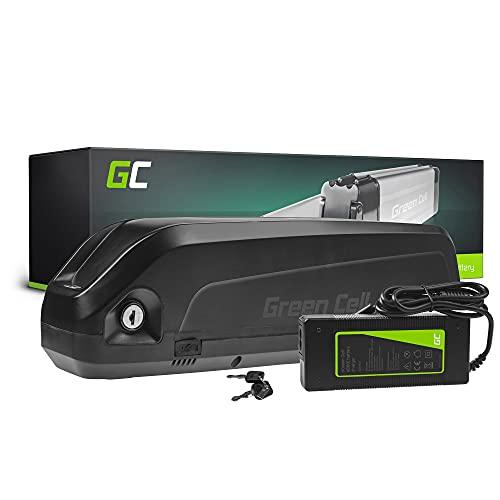 Green Cell GC® Bateria Bicicleta Electrica 48V 13Ah Down Tube Li-Ion E-Bike Batería y Cargador*