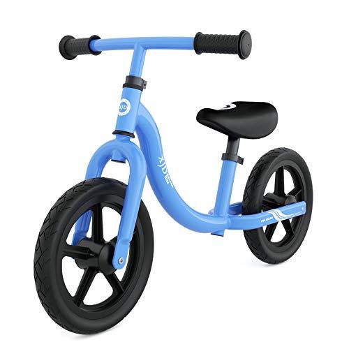 XJD Bicicleta sin Pedales para niños de 1.5 a 5 Años First Bike para Niños Bici para Aprender a...*