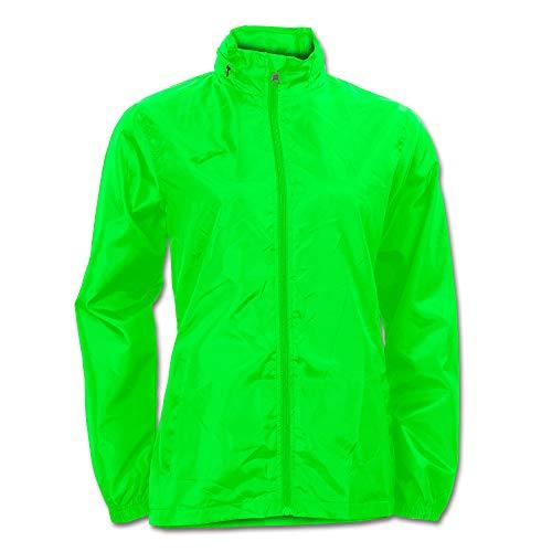 Joma Galia, Chubasquero Para Mujer, Verde, XL