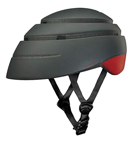 Closca Casco de Bicicleta para Adulto, Plegable Helmet Loop. Casco de Bici y Patinete...*