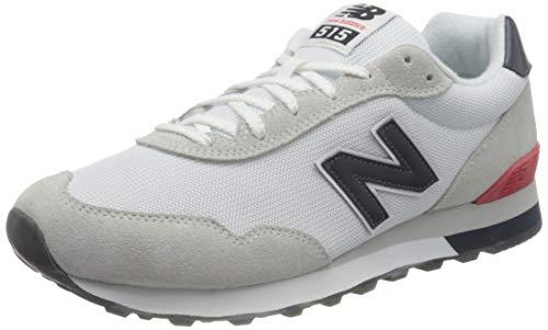 New Balance 515v3, Zapatillas Hombre, Black, 42 EU