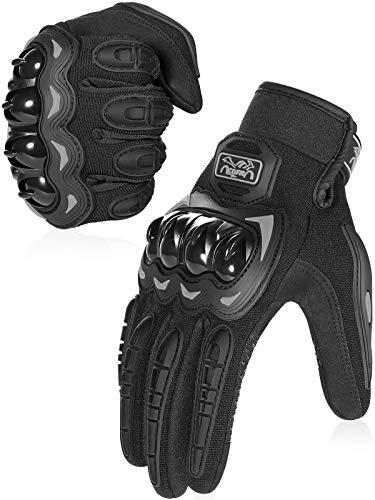 COFIT Guantes de Motos, Guantes de Pantalla Táctil Full Touch para Carreras de Motos, MTB,...*
