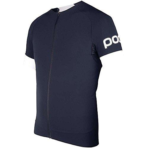 POC Raceday Aero Camiseta Ciclismo, Hombre, Negro (Navy Black), XXL