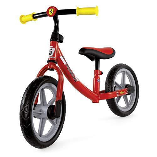 Chicco Bicicleta Ferrari, Bebés Unisex, Multicolor, M*