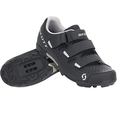 Scott MTB Comp RS Lady, Zapatillas Mujer, Black/Silver, 38 EU
