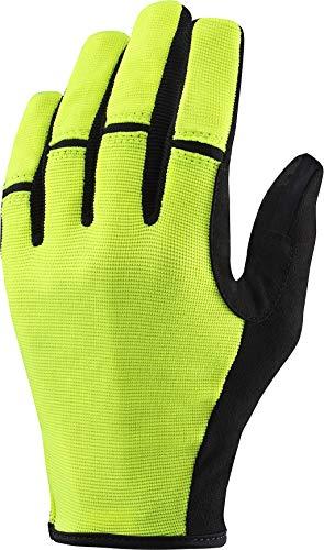 MAVIC Essential 2020 - Guantes térmicos para bicicleta (talla XL), color amarillo*