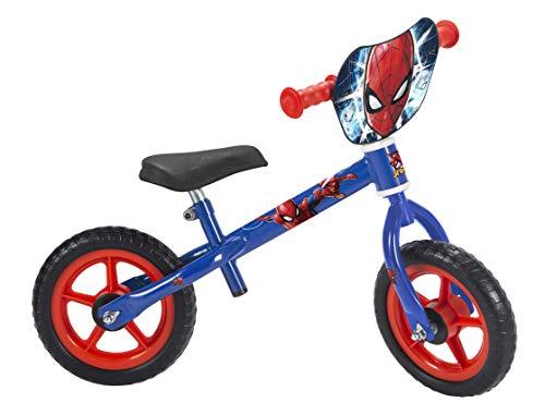 Toim 85-107 - Bicicleta Sin Pedales Spiderman 10'