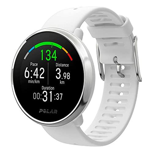 Polar Ignite - Reloj inteligente de Fitness con GPS Integrado, Smartwatch, Pulsera Deportiva Sumergible con Sensor de Pulso óptico en la Muñeca, Guía de Entrenamiento