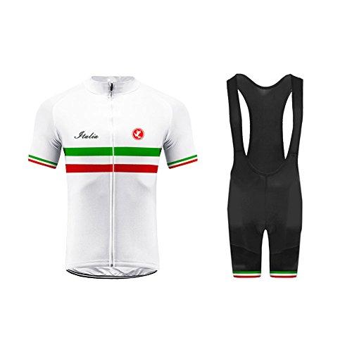UGLY FROG Disfraces de ciclismo para hombre, conjunto de camiseta de ciclismo de manga corta equipo profesional