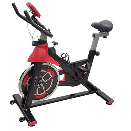 FFitness Indoor Spinning Bike Cycling Bicicleta para entrenamiento en casa con almohadilla de...*