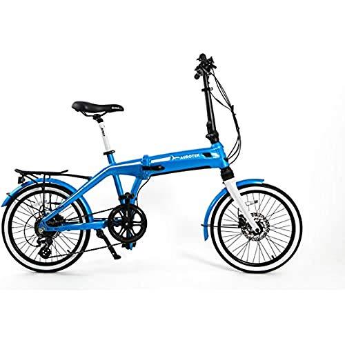 Aurotek Sintra Bicicleta Eléctrica (e-bike) Plegable/foldable de 20