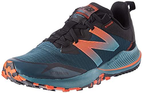New Balance MTNTRV4, Zapatillas para Carreras de montaña Hombre, Deep Blue, 46.5 EU*