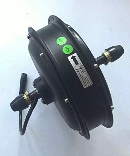 GZFTM motor eléctrico de la bici eléctrica del motor del cubo de la rueda trasera de 1500W 48V
