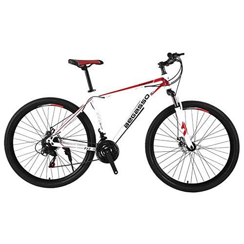 Bicicleta De Montaña Para Hombres De 21 Velocidades Freno De Doble Disco 29 Pulgadas Bicicletas...*