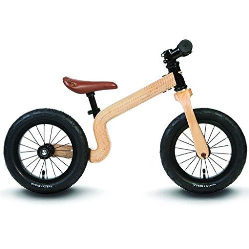 EarlyRider Bonsai - Bicicleta de madera y aluminio, sin pedales y para niños de 2 - 3 años*