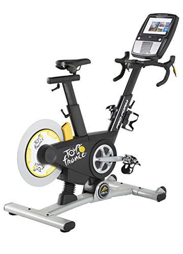 ProForm Bicicleta de ciclismo Tour de France 10.0 + 1 año de membresía iFit incluida