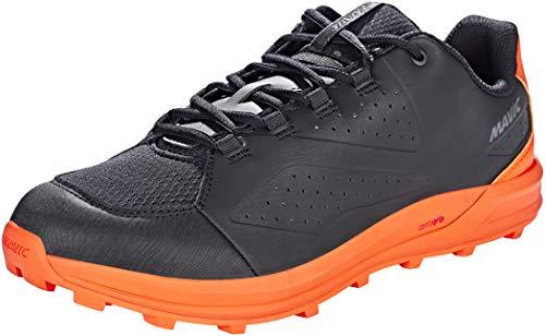 MAVIC XA MTB 2019 - Zapatillas de ciclismo (talla 46), color negro y naranja*