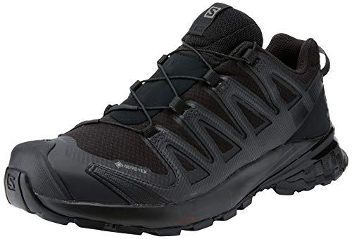 Salomon XA Pro 3D V8 GTX, Zapatillas Impermeables de Trail Running y Senderismo Mujer, Negro...*