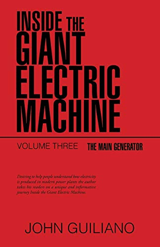 Inside the Giant Electric Machine: The Main Generator*