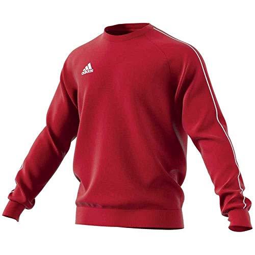 adidas Core18 Sw Top Sudadera, Hombre, Rojo (Rojo/Blanco), L*