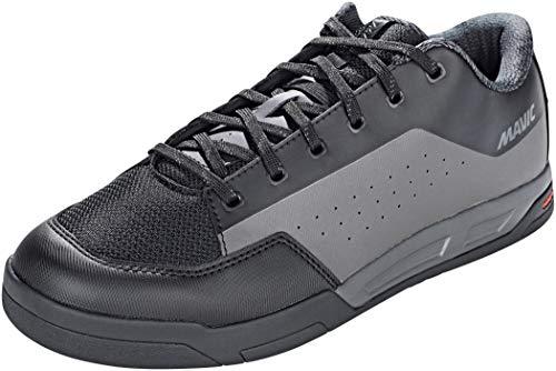 Mavic Deemax Elite Flat MTB Freeride 2019 - Zapatillas de ciclismo, color gris y negro, color, talla 41 EU