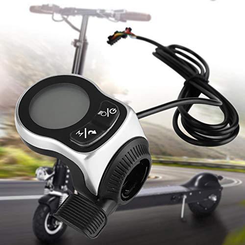 DAUERHAFT Artesanía Fina Durable Buena dureza Controlador de Bicicleta eléctrica Pantalla Mejor...*