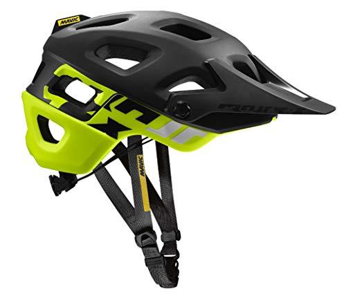 MAVIC Crossmax Pro - Casco de Bicicleta - Verde/Negro Contorno de la Cabeza M | 54-59cm 2019