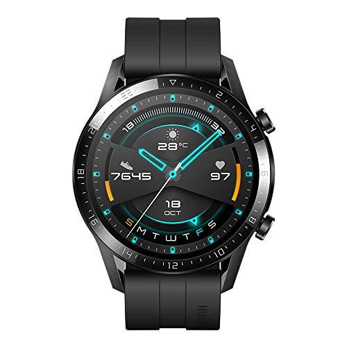 Huawei Watch GT2 Sport - Smartwatch con Caja de 46 Mm (Hasta 2 Semanas de Batería, Pantalla Táctil...*