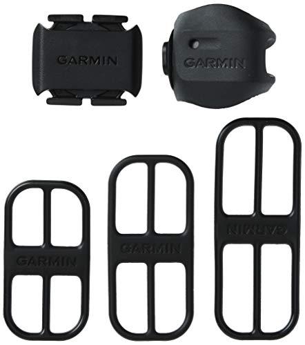 Garmin sensores de velocidad y cadencia 2 para bicicleta, conectividad ANT+ y Bluetooth de baja energía