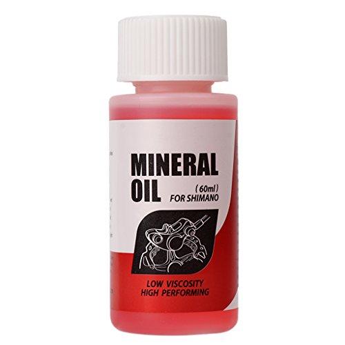 Celan - Líquido de aceite mineral para sistema de frenos Shimano, envase de 60 ml; aceite para...*