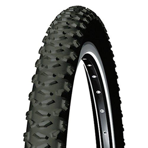 Michelin 131404 Cubierta, Country Cross, Negro, 26x1.95
