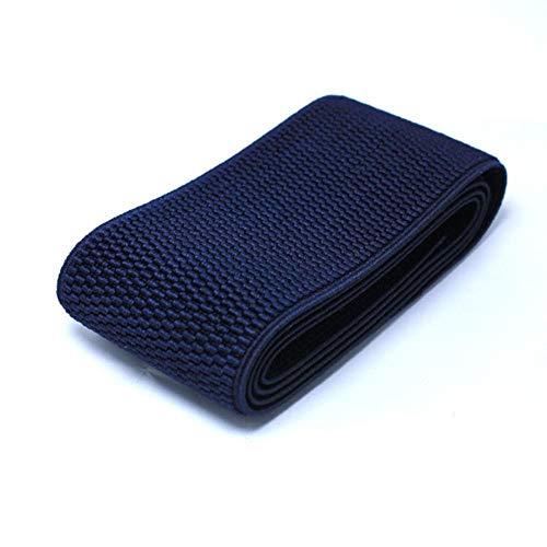 Cinturón de falda de pantalones duraderos de alta calidad de 6 cm de ancho Banda elástica de...*