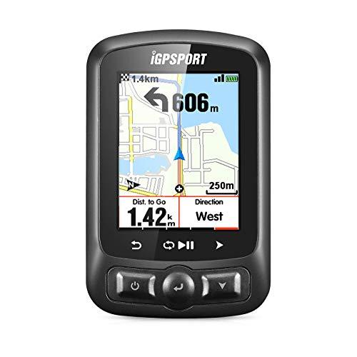iGPSPORT Ciclocomputador GPS iGS620 inalámbrico Bicicleta Ciclismo con Mapa de rutade navegación*