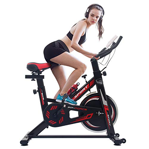 FIT-FORCE Bici Spinning inercia hasta 16kg Modelo X16*