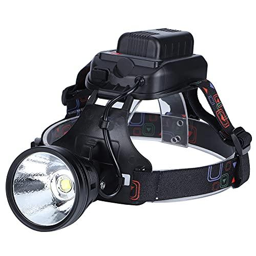 Cabeza Luz, con Aluminio Aleación 6.5 X 6.5 X 6 cm Para P70 Bicicleta Luces por Exterior