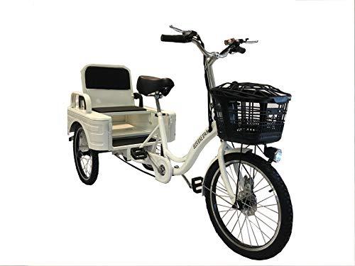 Triciclo eléctrico Adulto*
