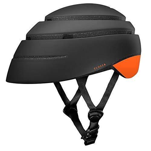 Casco de Bicicleta y Patinete para Adulto, Plegable. Casco de Bici y Patinete Eléctrico/Scooter Unisex, para Mujer y Hombre. Color/Talla (M)