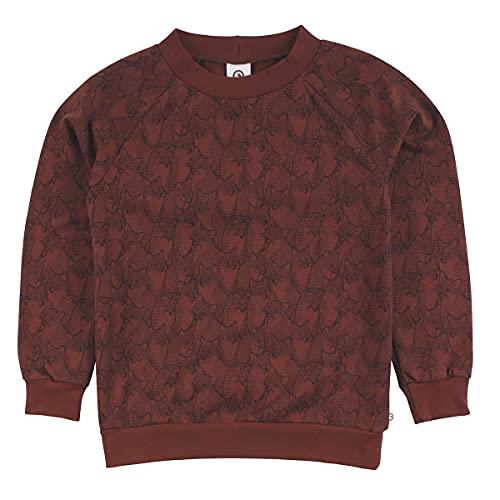 Müsli by Green Cotton Fox Sweater Sudadera, Caramelo, 4 años para Niños
