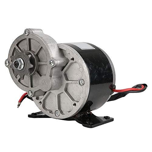 fuwinkr Motor eléctrico de reducción de Engranajes con piñón de 9 Dientes Motor de Engranaje...*