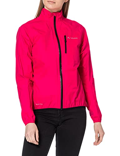 VAUDE Chaqueta Drop Jacket III para mujer, Mujer, Chaqueta, 04964, Bramble, 44