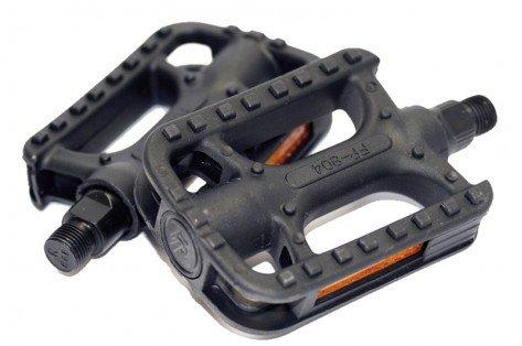 BIKE ORIGINAL - Pedales de plástico Antideslizantes para Bicicleta*