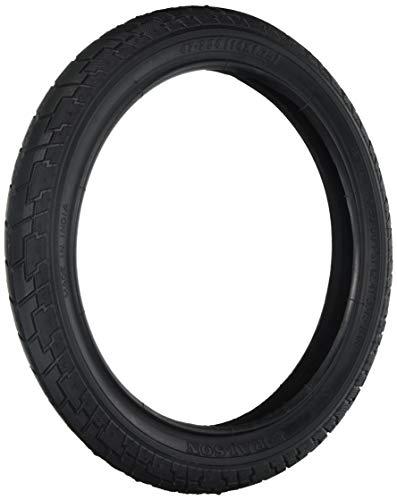 Fischer Straße, Neumáticos de Bicicleta, Unisex Adulto, Negro, 14 Zoll ETRTO: 47-254*